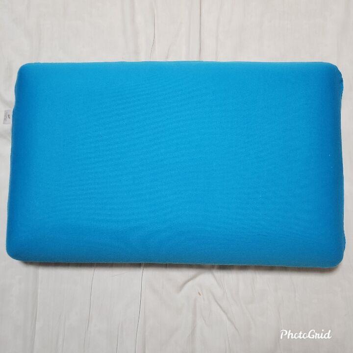 寝心地のいい枕! Blue Blood (ブルーブラッド)3D体感ピローを実際使っての感想